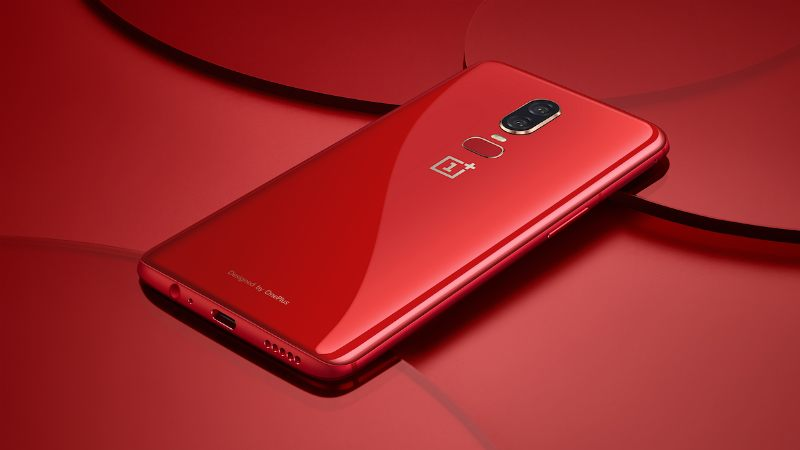 OnePlus 6 Red Edition to Go on Sale for the First Time in India