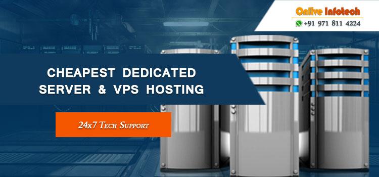 dedicated server cheapest