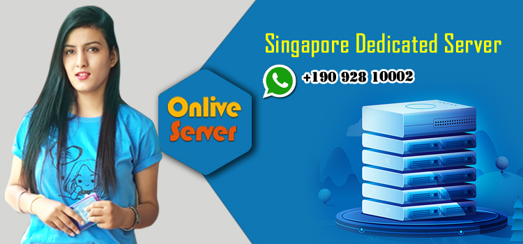 Get Specific Features with Singapore Dedicated Server Hosting – Onlive Server