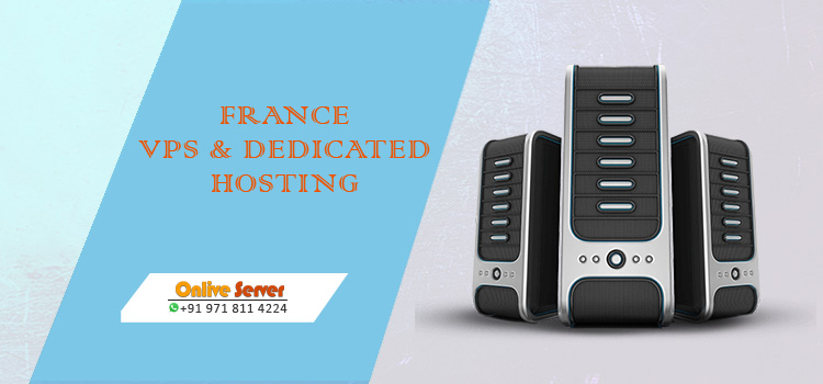 France Dedicated Server and VPS Hosting Service for Your Websites