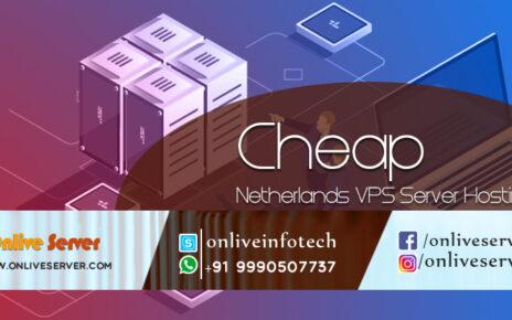 Netherlands VPS