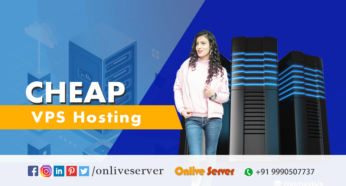 Best Ubuntu Cheap VPS Hosting Service - Onlive Server