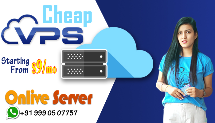 Cheap VPS Server - Onlive Server