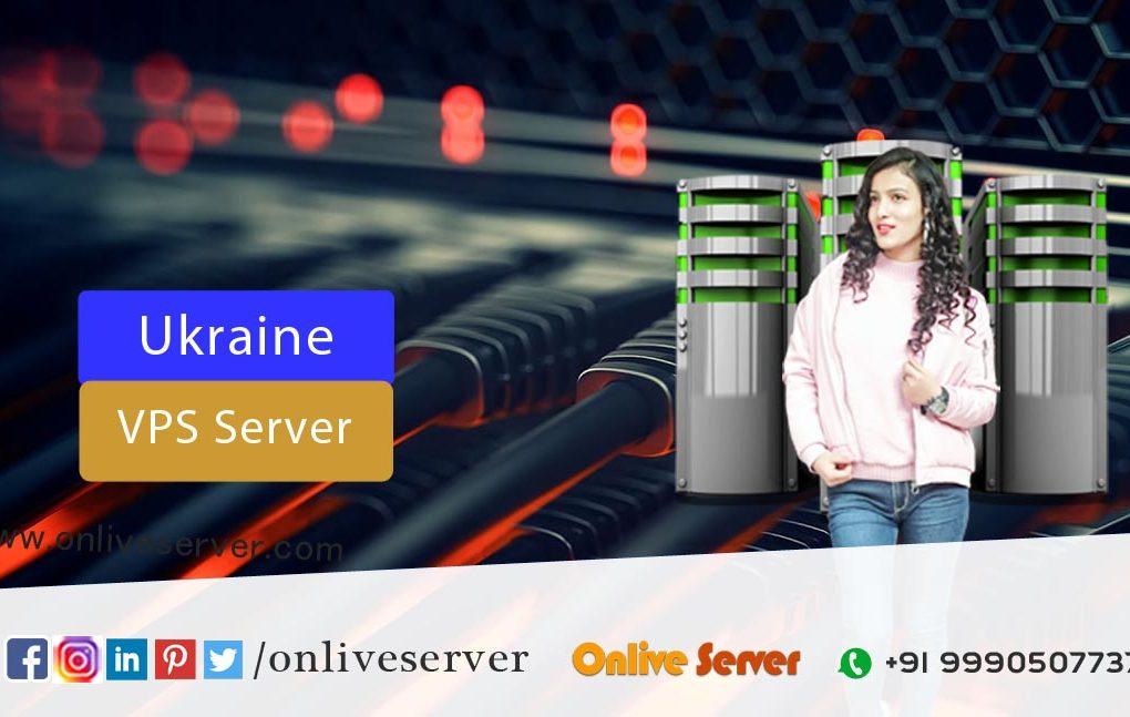 Ukraine VPS Server