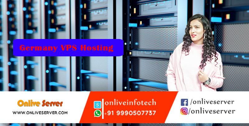 web hosting of Germany VPS