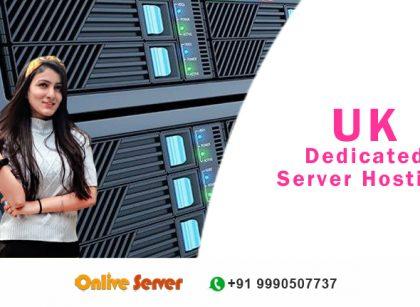 UK Dedicated Server Hosting