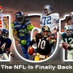 NFL IS Finally Back
